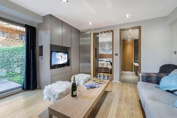 APARTAMENTO SAPINS 100 - COURCHEVEL 1850