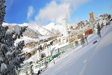 HOTEL CLUB PALACE - SESTRIERE - VIA LATTEA