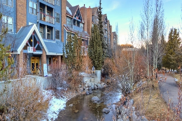 RIVER MOUNTAIN LODGE - BRECKENRIDGE