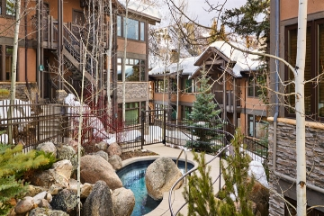 THE ASPENWOODS - SNOWMASS MOUNTAINS