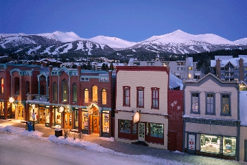 RIVER MOUNTAIN LODGE EN BRECKENRIDGE