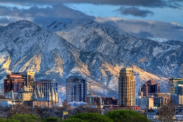 SALT LAKE CITY SKI
