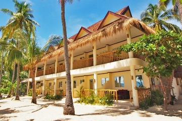 OCEAN VIDA BEACH & DIVE RESORT - MALAPASCUA