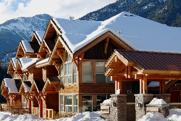 UPPER VILLAGE CONDOS - PANORAMA SKI RESORT