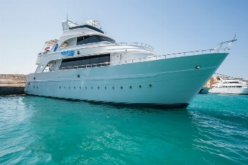 CRUCERO VIDA A BORDO MAR ROJO, M/Y BLUE ADVENTURER
