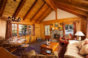 SEMANA DE ESQUI EN MAMMOTH MOUNTAINS, TAMARACK LODGE