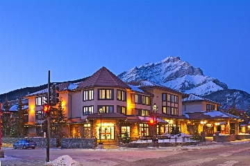 ELK & AVENUE - BANFF & LAKE LOUISE