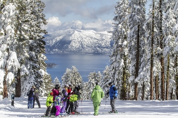 FOREST SUITES - LAKE TAHOE - SALIDA EN GRUPO